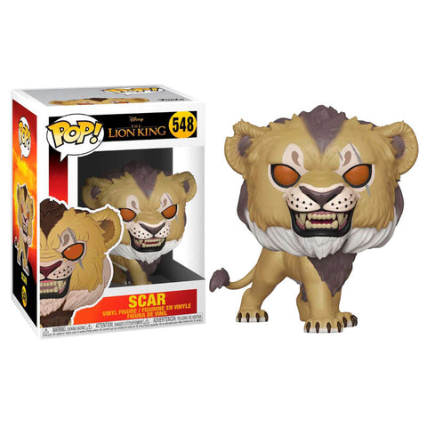 POP! Disney The Lion King - Scar (2256979591264)
