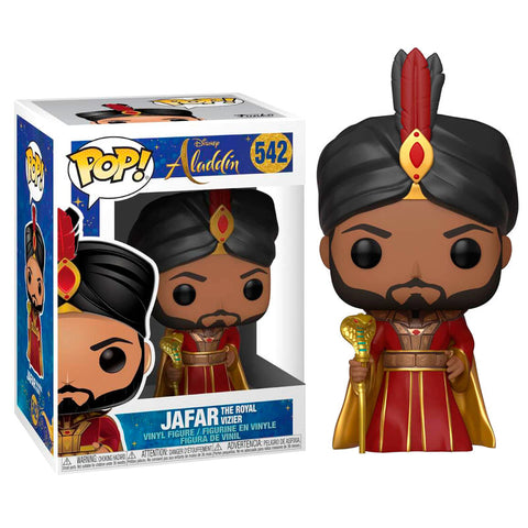 POP! Disney Aladdin - Jafar (3663380480096)