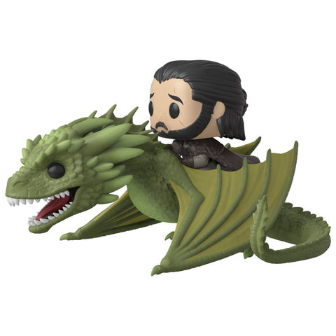 POP! Game of Thrones - Jon Snow & Rhaegal (4384386646112)