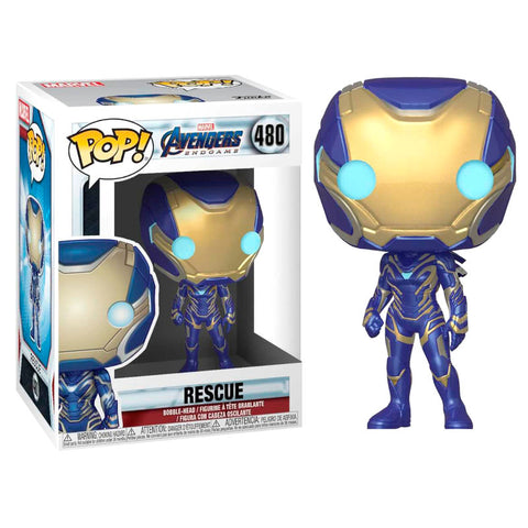 POP! Marvel Avengers Endgame - Rescue (2256114024544)