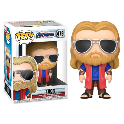 POP! Marvel Avengers Endgame - Thor (2256113336416)