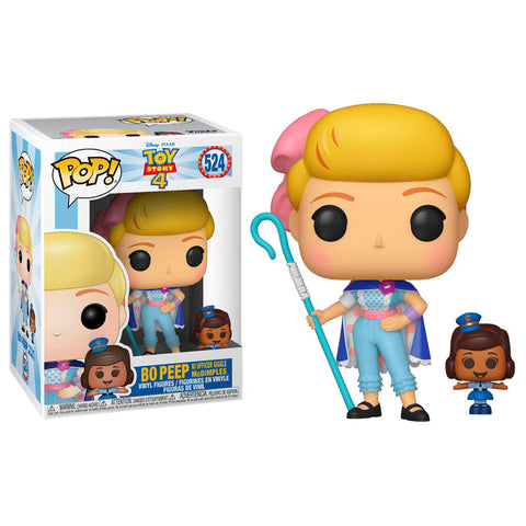 POP! Disney Pixar Toy Story 4 - Bo Peep with Officer McDimples