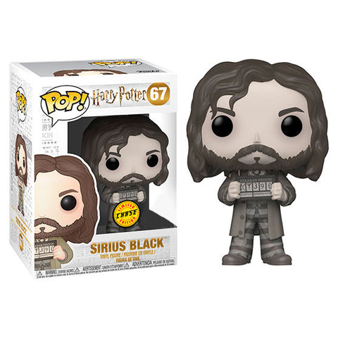 POP! Harry Potter - Sirius Black Chase (4194405154912)