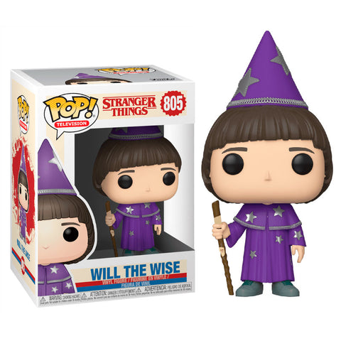 POP! Stranger Things - Will the Wise (4184155193440)