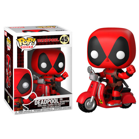 POP! Marvel - Deadpool (3663261597792)