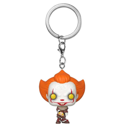 Pocket POP! Pennywise with Beaver Hat