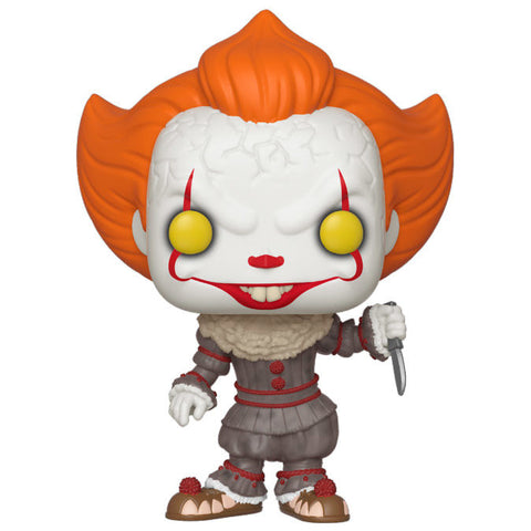 POP! IT Chapter 2 - Pennywise with Blade