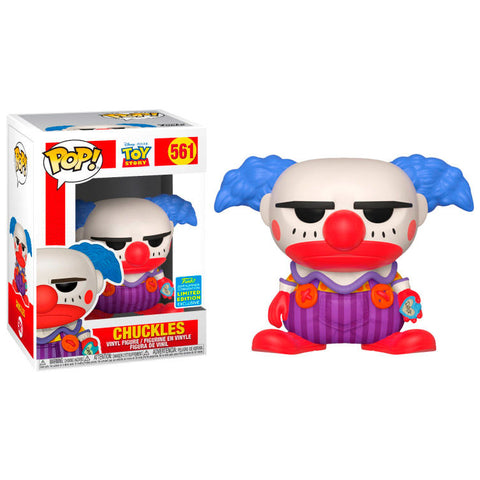 POP! Disney Pixar Toy Story 4 - Chuckles Exclusive