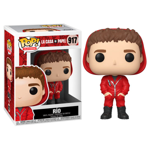POP! La Casa de Papel - Río (4106448470112)