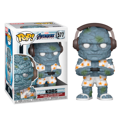 POP! Marvel Avengers Endgame - Gamer Korg