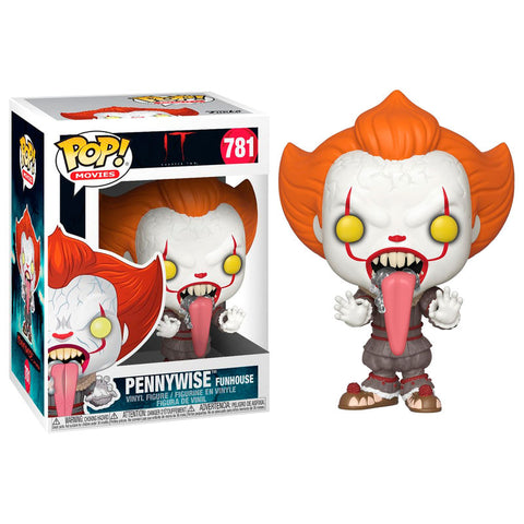 POP! IT Chapter 2 -  Pennywise with Dog Tongue (4111076032608)
