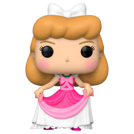 POP! Cinderella in Pink Dress
