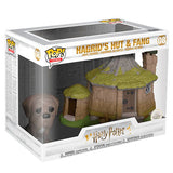 POP! Harry Potter -  Hagrid's Hut with Fang