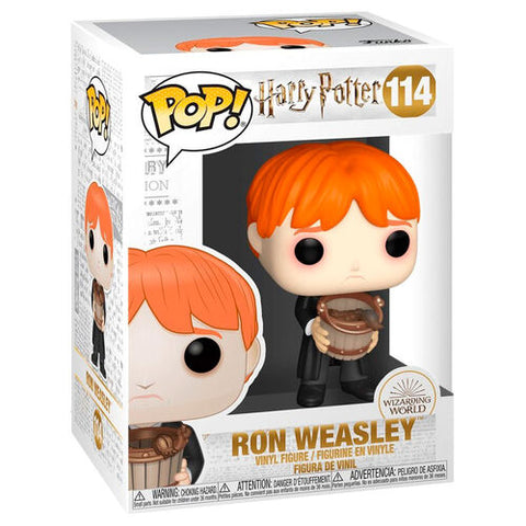 POP! Harry Potter - Ron Puking Slugs with Bucket