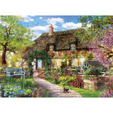 The Old Cottage High Quality puzzle