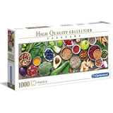 Healthy Veggie High Quality Panorama puzzle