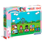 Hello Kitty Maxi puzzle
