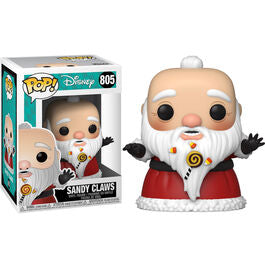 POP! Disney The Nightmare Before Christmas - Sandy Claws