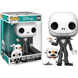 POP! Disney The Nightmare Before Christmas - Jack with Zero 25cm