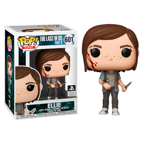 POP! The Last Of Us - Ellie