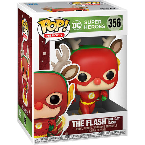 POP!DC Holiday - Rudolph Flash