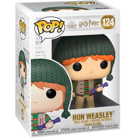 POP! Harry Potter - Holiday Ron Weasley