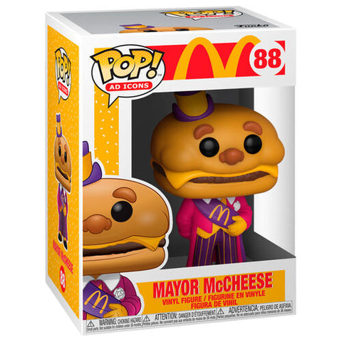 POP! McDonalds - Mayor McCheese