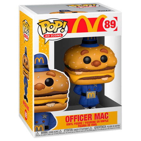 POP! McDonalds - Officer Mac