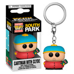 Pocket POP! Keychain South Park Cartman with Clyde