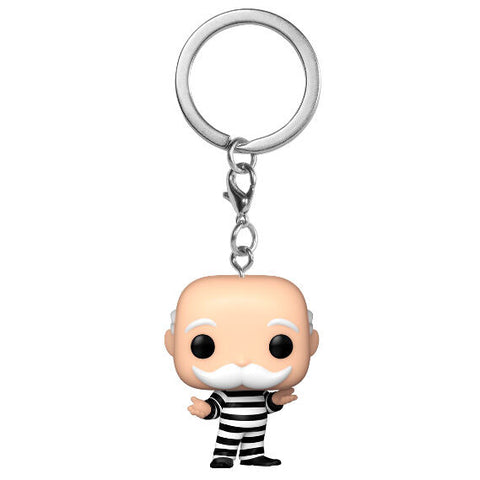 Pocket POP! keychain Monopoly Criminal Uncle Pennybags