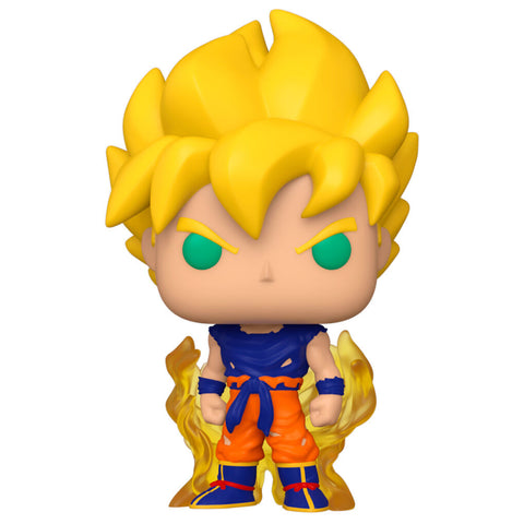 POP! Dragon Ball Z - S8 Super Saiyan Goku First Appearance