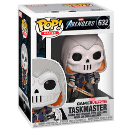 POP! Marvel Avengers Game - Taskmaster