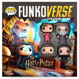 POP Funkoverse- English board game Harry Potter 4pcs