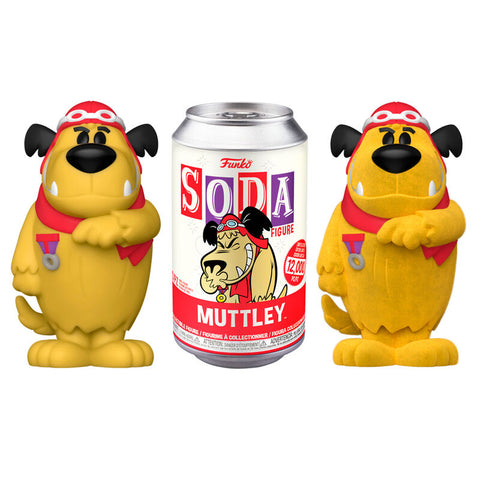 Funko Vinyl Soda Hanna Barbera Muttley