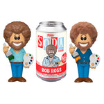 Funko Vinyl Soda figure Bob Ross