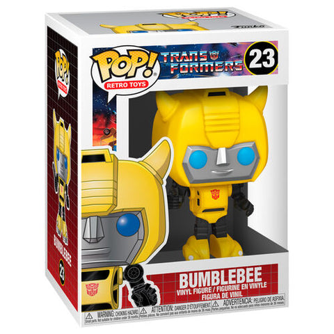 POP! Transformers-  Bumblebee