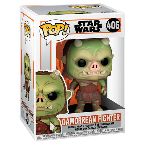 POP! Star Wars The Mandalorian - Gamorrean Fighter