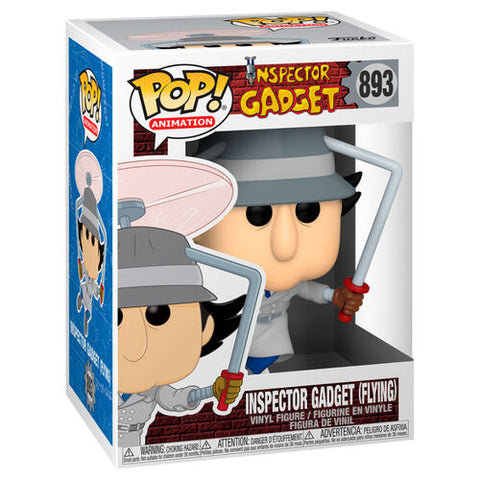 POP! Inspector Gadget Flying