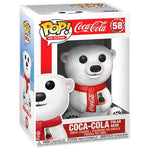 POP! Coca Cola- Polar Bear