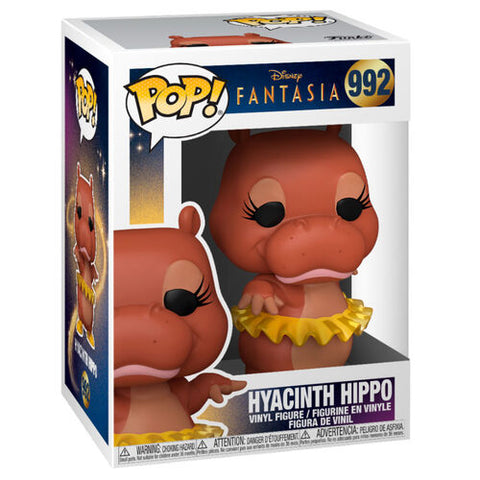 Pop! Fantasia 80th - Hyacinth Hippo