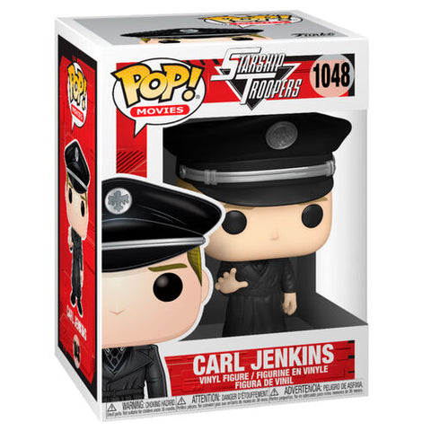 POP! Starship Troopers - Carl Jenkins