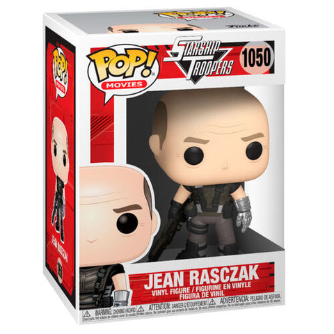 POP! Starship Troopers - Jean Rasczak