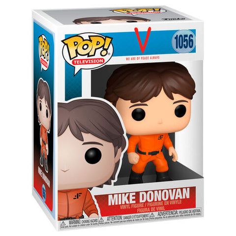 POP! V TV Show - Mike Donovan