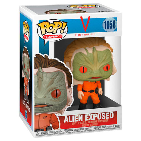 POP! V TV Show - Exposed Alien