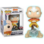 Avatar - Aang on Airscooter Chase