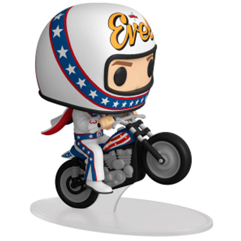 POP!Evel Knievel on Motorcycle