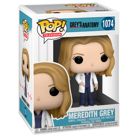 POP! Grey s Anatomy - Meredith Grey