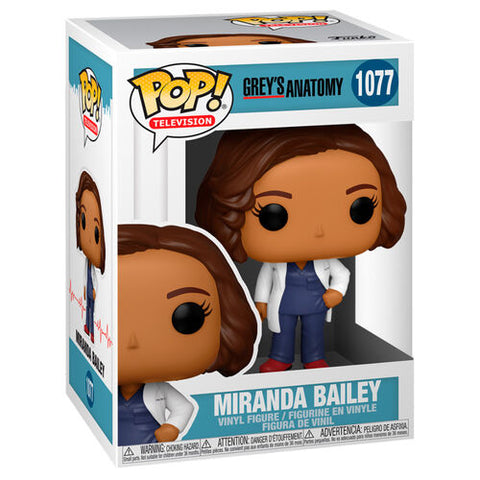 POP! Grey s Anatomy - Dr. Bailey