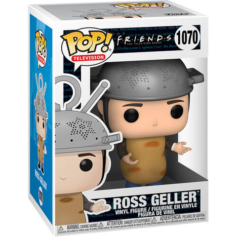 POP! Friends - Ross as Sputnik