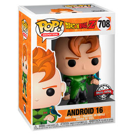 POP! Dragon Ball Z – Android 16 Metallic